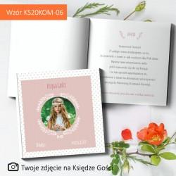 Śliczny Miś 12cm FRIENDS VALENTINE'S DAY + Imię WAL16-09