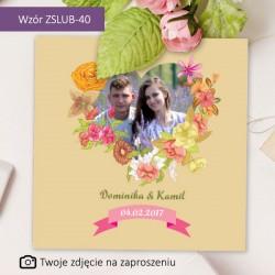 Zaproszenia Ślubne...