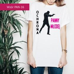 Koszulka - Ochrona panny...