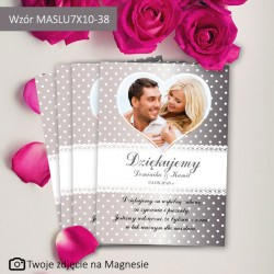 14 magnesów ślubnych...