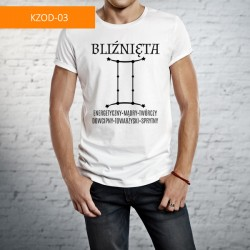 Koszulka - Bliźnięta,...