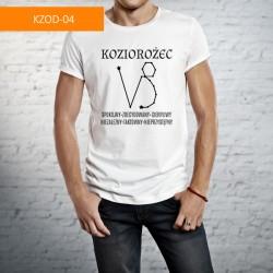 Koszulka - Koziorożec,...