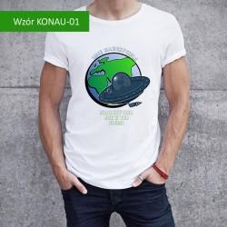Koszulka - Nauczyciel nie z...