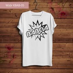 Koszulka - Bombowa Babcia