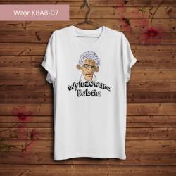 Koszulka - Wyluzowana Babcia