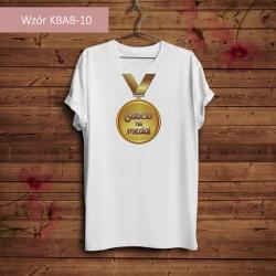 Koszulka - Babcia na medal