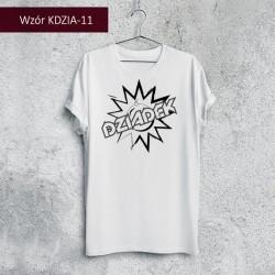 Koszulka - Bombowy Dziadek