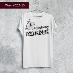 Koszulka - Odjechany Dziadek