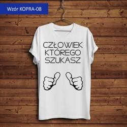 Koszulka - Człowiek Którego...