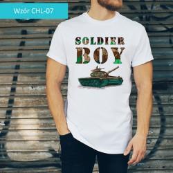 Koszulka na dzień chłopaka...