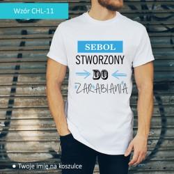 T-shirt - Stworzony do...
