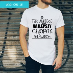 T-shirt Tak wygląda...