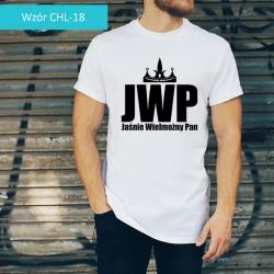 T-shirt Jaśnie Wielmożny Pan
