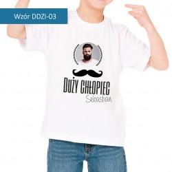 Koszulka - Duży chłopiec