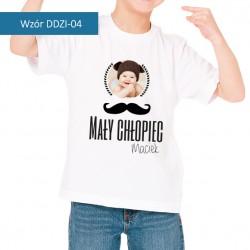 Koszulka - Mały chłopiec