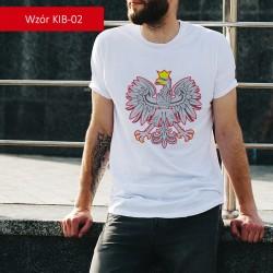 Koszulka - Orzełek z koroną
