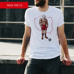Koszulka - Orzełek na tle...