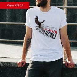 Koszulka - Polska w natarciu