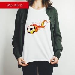 Koszulka - Piłka ze skrzydłami