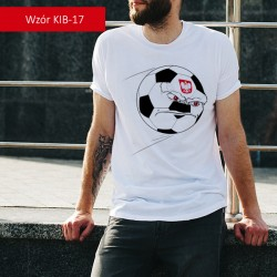 Koszulka - Piłka z godełkiem