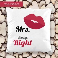 Poduszki na Dzień Kobiet