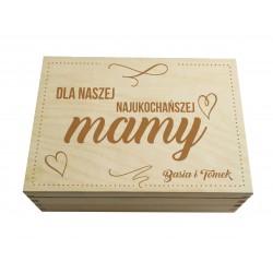 Herbaciarka na Dzień Matki