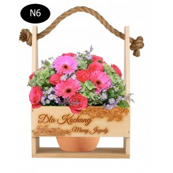 Nosidło / doniczka na kwiaty
