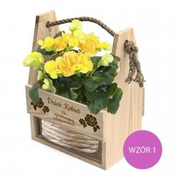 Nosidło na kwiaty